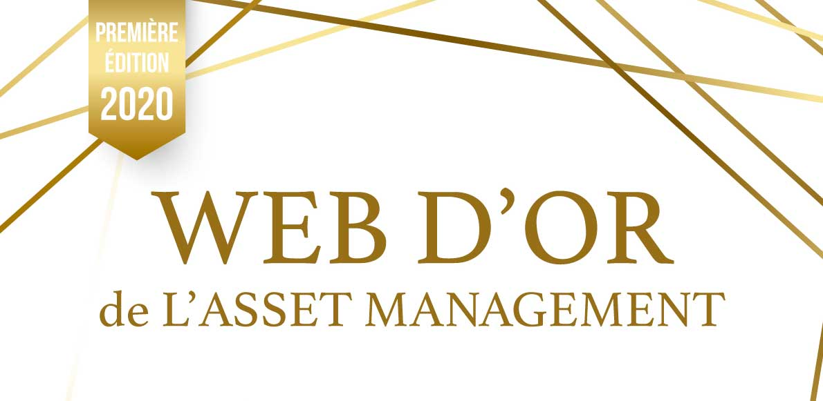Web d'or de l'Asset Management 2020