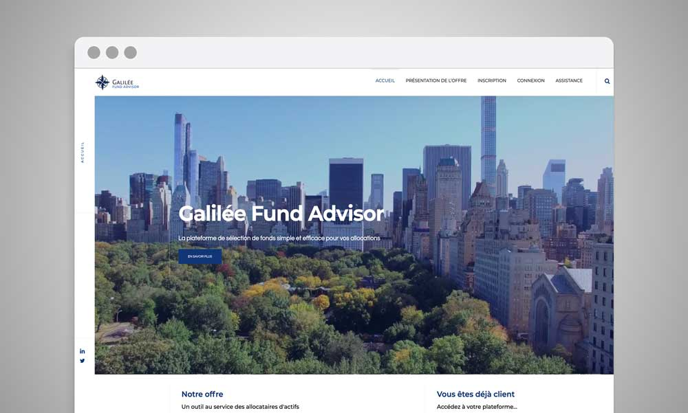 Galilee Fund Advisor