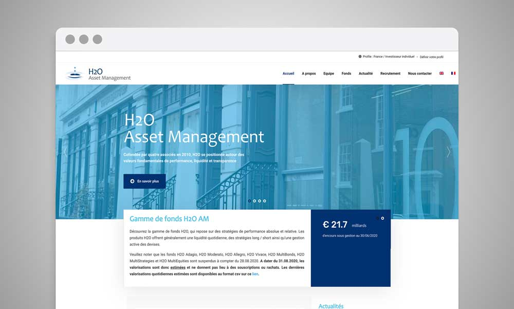 H2O Asset Management